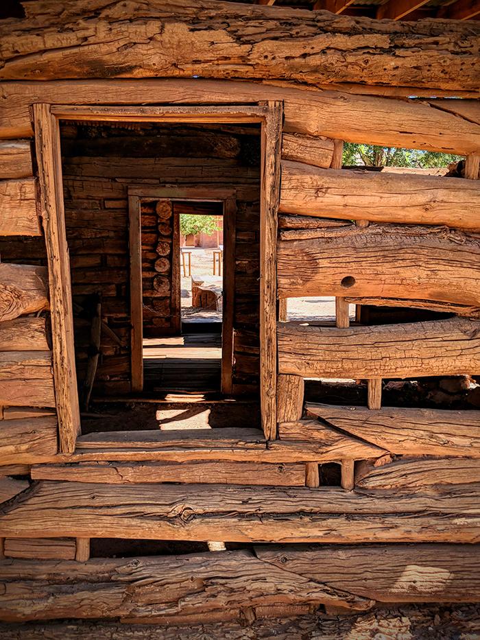 Fort Bluff Cabin in Bluff, Utah