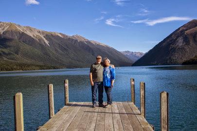 Nelson Lakes New Zealand