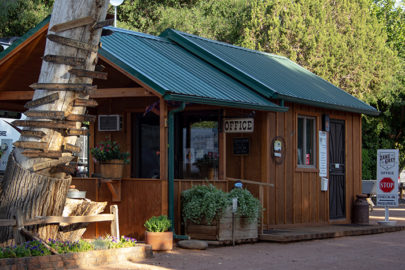 Zane Grey RV Village Office